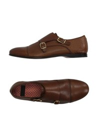 Raparo Footwear Moccasins Men Brown