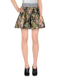 Imperial Star Imperial Mini Skirts Military Green