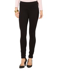 Lauren Ralph Lauren Ponte Leggings Black