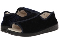 Foamtreads Empire Navy Women's Slippers