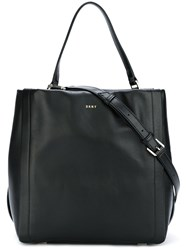 Dkny Shopper Tote Black