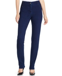 Style And Co. Petite Skinny Jeans Indigo Wash