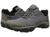 Jambu Bedrock Hyper Grip Grey Waterproof Tumbled Nubuck Men's Shoes Gray