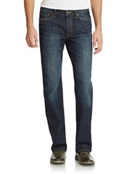 Lucky Brand 361 Vintage Straight Whispering Pines Wash Jeans Whispering Blue