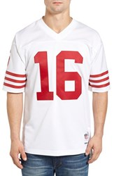 Mitchell And Ness Men's 'Joe Montana' Replica Jersey