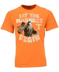 Tailgate Clothing Men's Tennessee Volunteers Chewbacca Dunking Madness T Shirt
