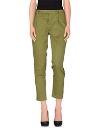 True Tradition Casual Pants Military Green
