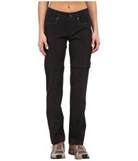 Kuhl Anika Convertible Pant Raven Women's Casual Pants Black