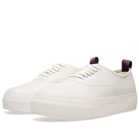 Eytys Mother Leather Sneaker White