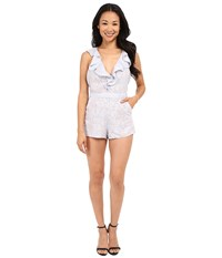 The Jetset Diaries Wanderlust Romper Lavender Women's Jumpsuit And Rompers One Piece Purple