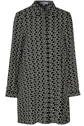Alice And You Swing Shirt Dress Stone