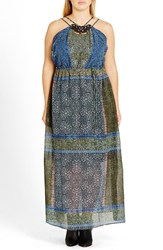 City Chic Plus Size Women's 'Free Spirit' Maxi Dress