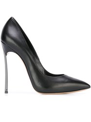 Casadei 'Blade' Pumps Black