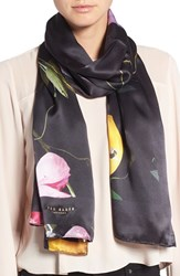 Ted Baker Women's London 'Citrus Bloom' Silk Scarf
