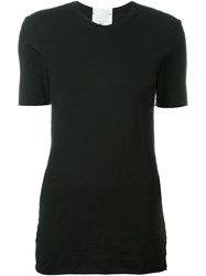 Lost And Found Ria Dunn Long Fit T Shirt Black