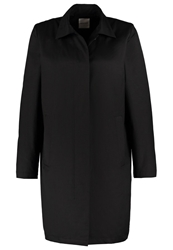 Wood Wood Scarlet Classic Coat Black