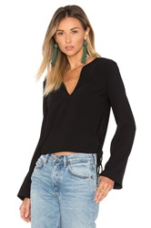 Lovers Friends Maria Top Black