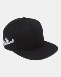 The Hundreds Ideal Snapback Black