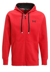 Under Armour Storm Rival Tracksuit Top Rouge Noir Red