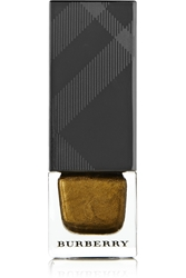 Burberry Nail Polish 445 Antique Gold