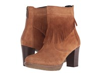 Gabor 52.873 Camel Dreamvelour Women's Pull On Boots Brown