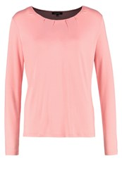 More And More Long Sleeved Top Soft Melon Apricot