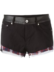 Diesel 'Scarlet' Denim Shorts Black