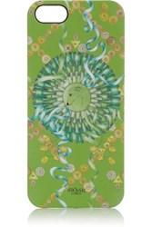 Swash May Queen Absinthe Printed Iphone 5 Case Green