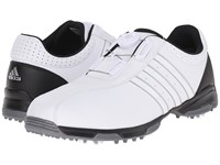 Adidas 360 Traxion Boa Ftwr White Ftwr White Core Black Men's Golf Shoes
