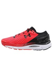 Under Armour Speedform Gemini 2 Cushioned Running Shoes Red White Black