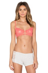 Free People Daydreamer Bra Coral