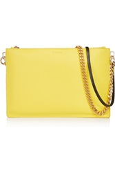Jil Sander Textured Leather Clutch