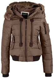Sublevel Light Jacket Nougat Beige