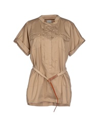 Henry Cotton's Blouses Sand