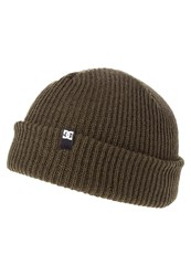 Dc Shoes Clap Hat Dark Olive