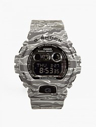 Casio Grey Camo Xl Gd X6900cm 8Er Watch