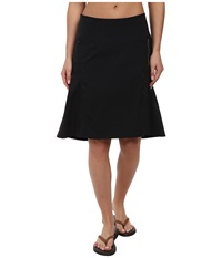 Royal Robbins Discovery Strider Skirt Jet Black Women's Skirt