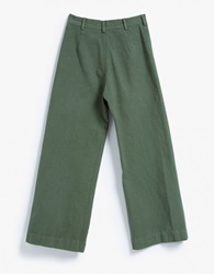Sailor Pant In Olive
