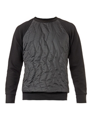 Christopher Raeburn Quilted Front Sweatshirt