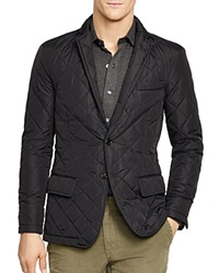 Polo Ralph Lauren Quilted Sport Coat Polo Black