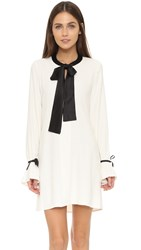 Alexis Linda Dress Off White