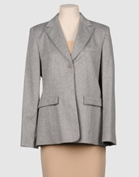 Tara Jarmon Blazers Light Grey