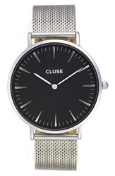 Cluse Women's 'La Boheme' Mesh Bracelet Watch 38Mm