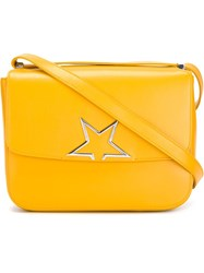 Golden Goose Deluxe Brand 'Vedette' Shoulder Bag Yellow And Orange