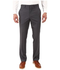 Kenneth Cole Reaction Slim Fit Separate Pants Grey Men's Dress Pants Gray