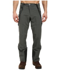 Arc'teryx Procline Fl Pants Nautic Grey Men's Casual Pants Gray