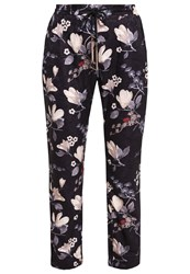 Guess Annie Trousers Black Taupe