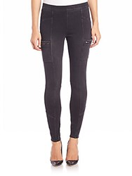 Spanx Cargo Leggings Grey Wash