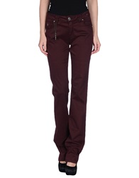 Marani Jeans Casual Pants Deep Purple