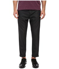 Vince City Cropped Chino Pants Pewter Men's Casual Pants